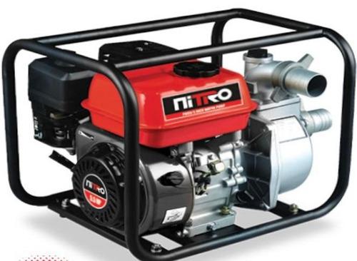 motobomba nitro nit-mg3x3 de 5.5 hp renta/venta