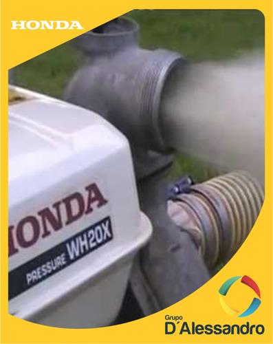motobomba para agua, wh20x, honda