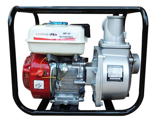 motobomba shimaha 3 x3 pulgadas motor 6.5 hp. envío gratis
