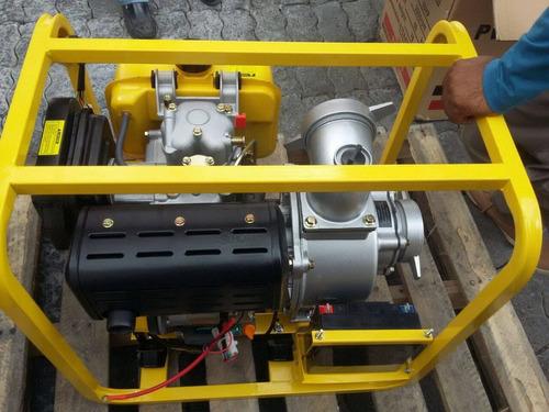 motobombas de agua 4 x 4 10 hp a diesel marca porten