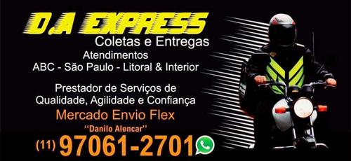 motoboy   d.a express  .