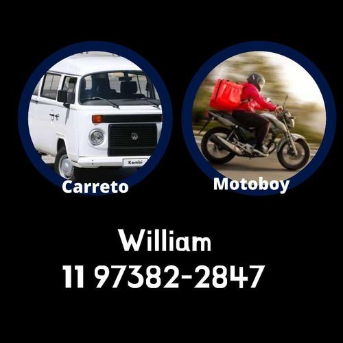 motoboy e carreto