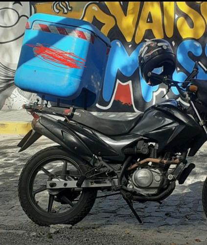 motoboy ( mei) com baú e moto própria