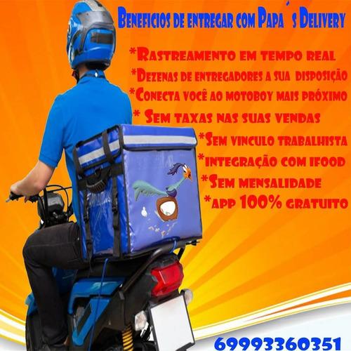 motoboys para empresas e pessoas físicas, sem vínculo.