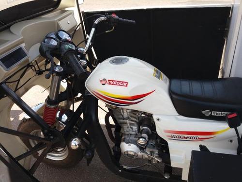 motocar mcf triciclo