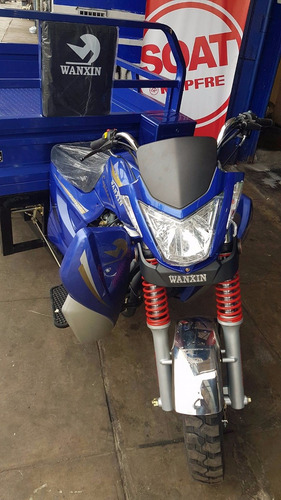motocarga wanxin motor 200 - 250 promoción