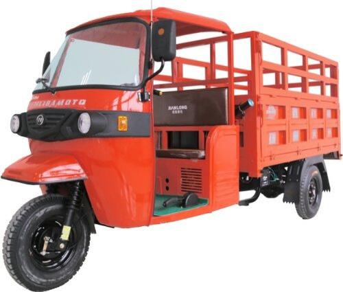 motocargueros 250. 300 y 500 c.c con cabina capacidad 1,500