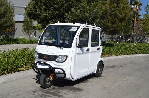 motocarro 100% eléctrico, mototaxi, moto eléctrica, trimoto