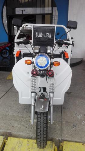 motocarro 150cc asiento corrido