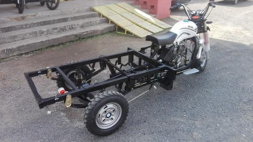 motocarro 150cc chasis