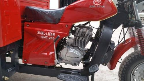 motocarro 200cc carga 400 kg estandar