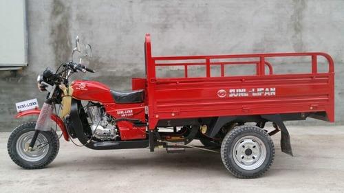 motocarro 200cc carga 400 kg estandar con reversa