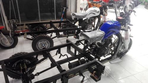 motocarro 200cc chasis