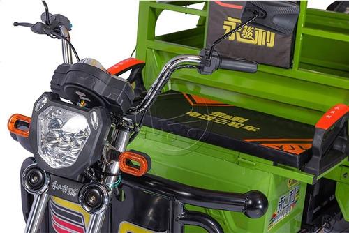 motocarro 2020 cero kilómetros carguero tricimoto con carpa