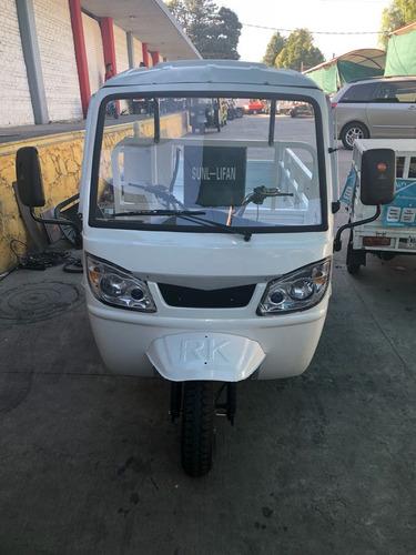 motocarro 250cc con cabina pickup leon gt