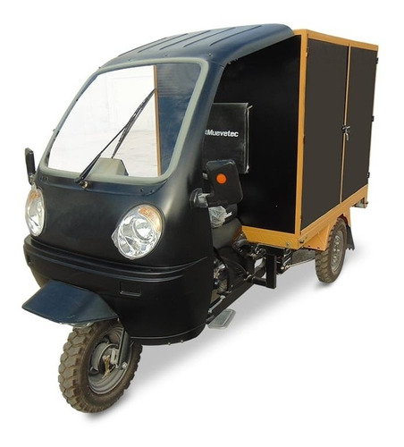 motocarro a gasolina g-ya8cft tipo food truck 200cc