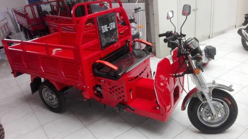 motocarro asiento corrido 150cc