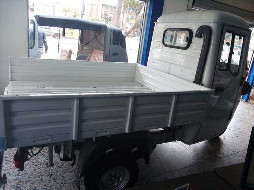 motocarro baja carga platon 1,70 x1,50 mt