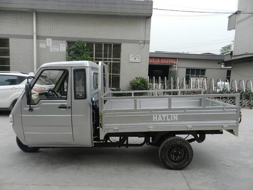 motocarro caja larga con cabina cerrada 300cc f