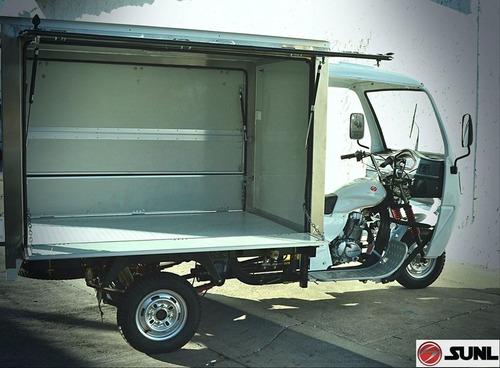 motocarro caja venta sunl 200cc nuevo