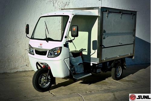 motocarro caja venta sunl 300cc enfriado por agua nuevo