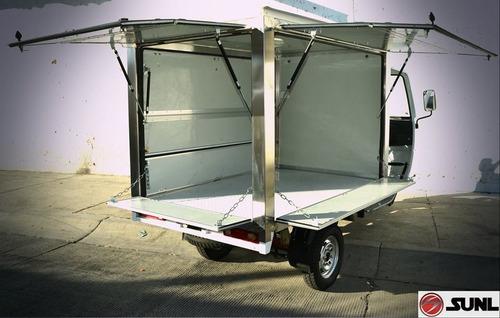 motocarro caja venta sunl 300cc reforzado enfriado por agua