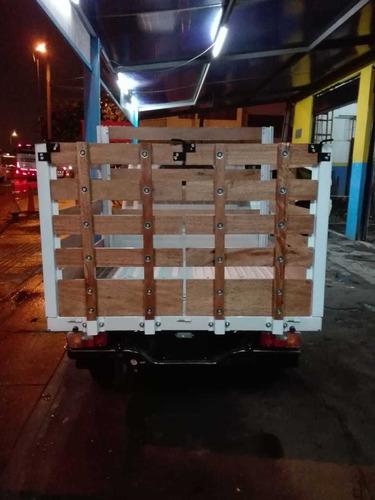 motocarro carga tipo estacas