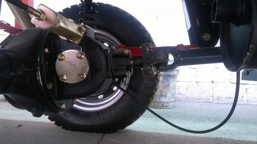 motocarro chasis 200cc con reversa velocidad maxima 50 km