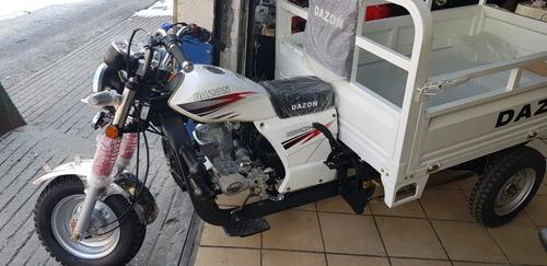 motocarro dazon 2020 capacidad de carga 400kg  41,000