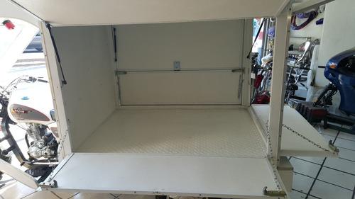 motocarro dazon caja seca garrafonero,alimentos 2020