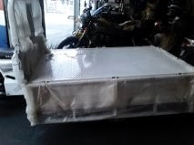 motocarro dazon dz200mc año 2019  garrafonero, carga, comida