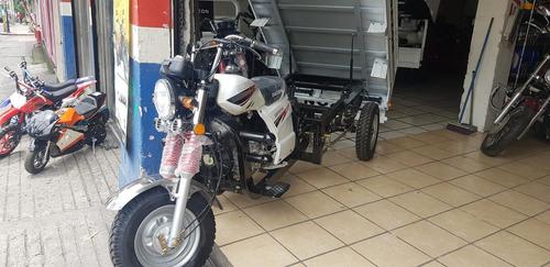 motocarro dazon dz200mc año 2020  garrafonero con ventilador