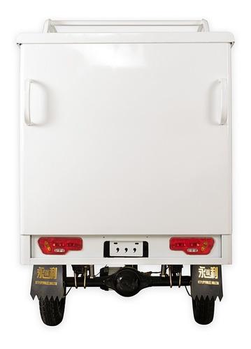 motocarro electrica furgon carguero
