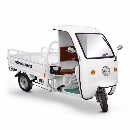 motocarro electrico 100%, marca yonsland pick up con cabina