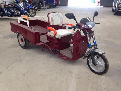 motocarro electrico carga y pasajeros oferta