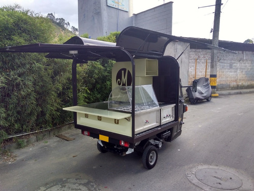 motocarro foodtruck eccotuk bajaj