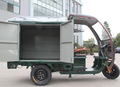 motocarro furgón 2020 cero kilómetros carguero tricimoto