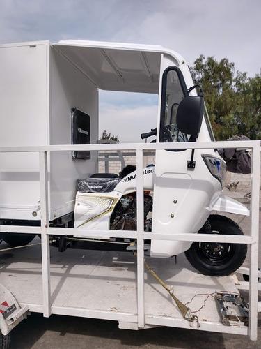motocarro gasolina nuevo tipo alas de gaviota gya8g-xl 250cc