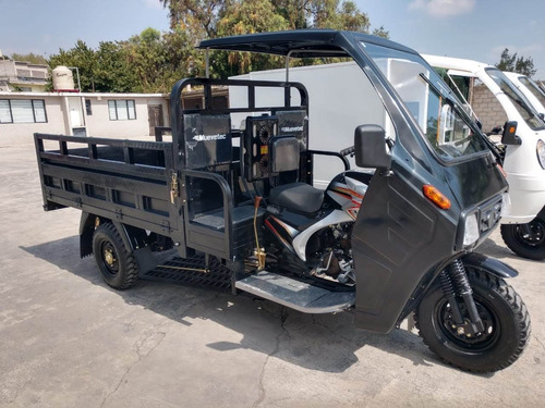 motocarro gasolina nuevo tipo caja seca g-h8c c/cabina 12msi