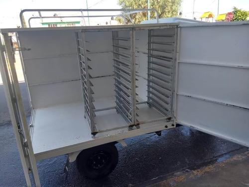 motocarro gasolina tipo caja cerrada g-ya8c-xl 12 msi, 250cc