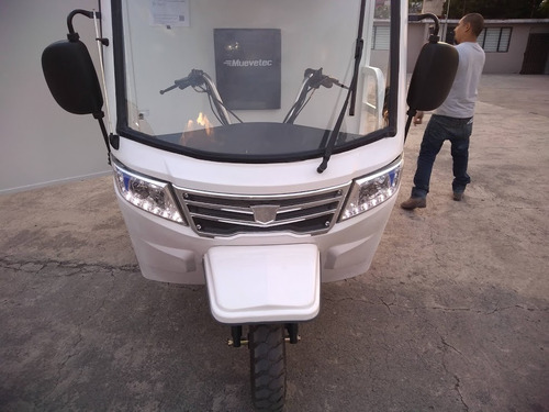 motocarro gasolina tipo caja seca g-ya8c-xl c/cabina 12 msi