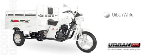 motocarro islo urban 200