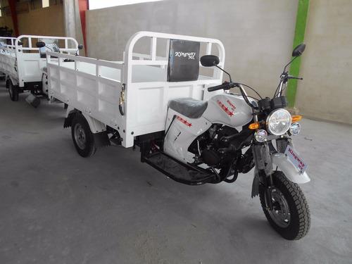 motocarro kingway 1 ton 250cc caja 2.10 m promocion