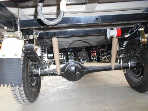 motocarro kingway 1 ton 250cc caja larga 2020
