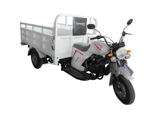 motocarro kingway 1 ton 250cc caja larga promocion 2017