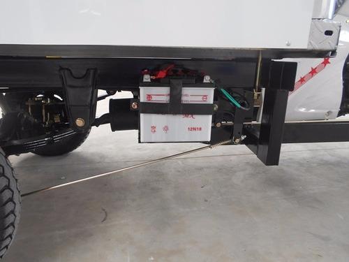 motocarro kingway 2017  caja seca