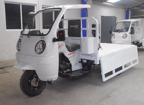 motocarro kingway 2020 de 1 ton 250cc con cabina