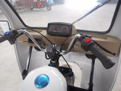 motocarro kingway caja larga 700 kg con cabina 12 meses