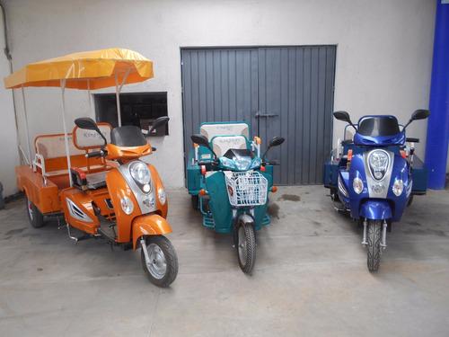 motocarro kingway mx 110cc carga y pasajeros oferta