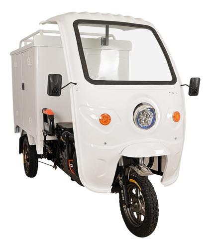 motocarro moto carguero tricimoto eléctrica brenson cr300